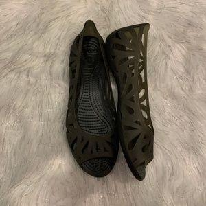 Crocs Women's Isabella Jelly, Size 9